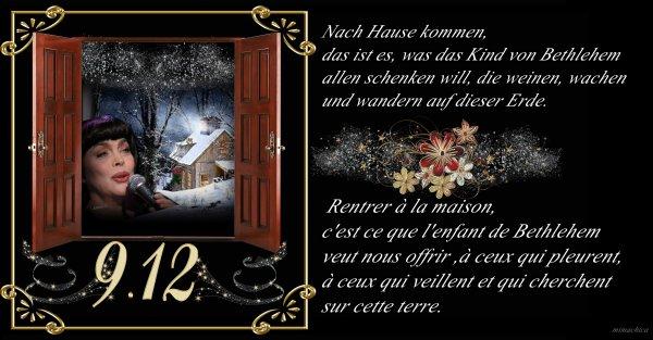 """Mireille Mathieu      """"9.Dezember 2017""""     ................ Heute Nacht bei """"Kessel Buntes"""""""