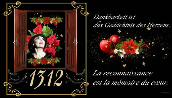 """Mireille Mathieu      """"13.Dezember 2017""""     ................"""