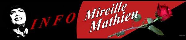 """Mireille Mathieu    """"Video von ZDF 2017.12.05"""""""