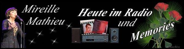 Mireille Mathieu  ... Heute im Radio und Memories 1978