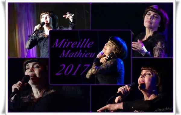 Mireille Mathieu .... Heute (11.3.2019) in Sankt Petersburg