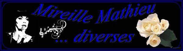 Mireille Mathieu und die Ehrung im Puschkin Institut - div. neue Videos, Bilder  und Artikel
