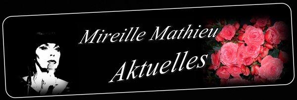Mireille Mathieu in Moskau ...Neues Interview