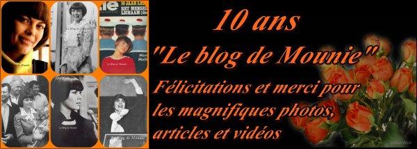 """3.Juli 2008 ->> 2018               10 Jahre Blog """"mounie248"""""""
