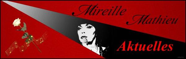"""Mireille Mathieu         Bei 1TV.ru  Promo für die neue CD """"Mes Classiques"""""""
