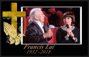 †   Francis Lai 1932 - 2018