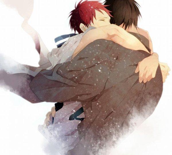 - « Qu'est-ce que tu imaginais? J'étais amoureux de toi, je t'aimais à en crever et c'est pas parce que nous sommes plus ensembles que tout d'un coup, tout c'est effacé »