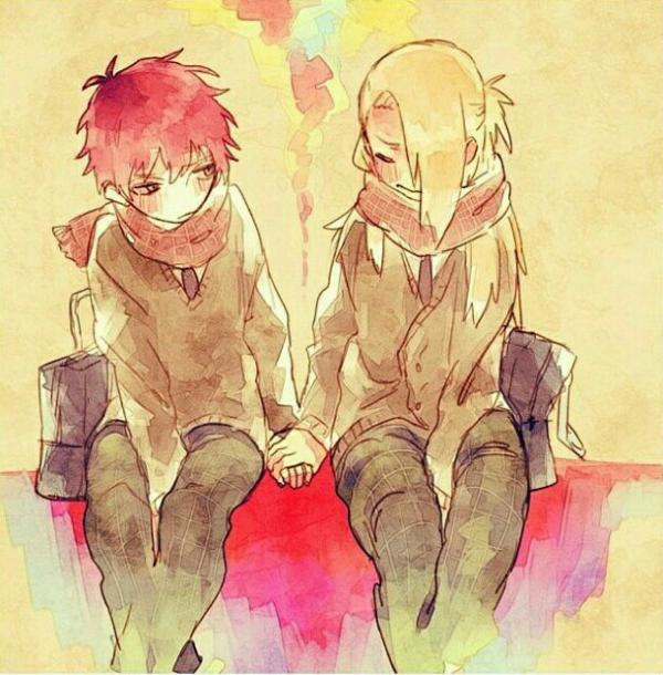 - « Peut-être qu'un nous cesserons de nous aimer mais jamais ne cesserai d'aimer le jour où je t'ai aimé »