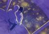 - « Si toi tu es près de moi, la nuit fera place au jour, tout s'éclairera, puisque tu es là, l'amour nous guidera »