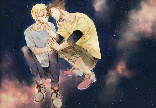 - « Pourquoi m'encombrer de phrases qui ne veulent rien dire alors qu'une seule résume mes sentiments : Je t'aime ! »