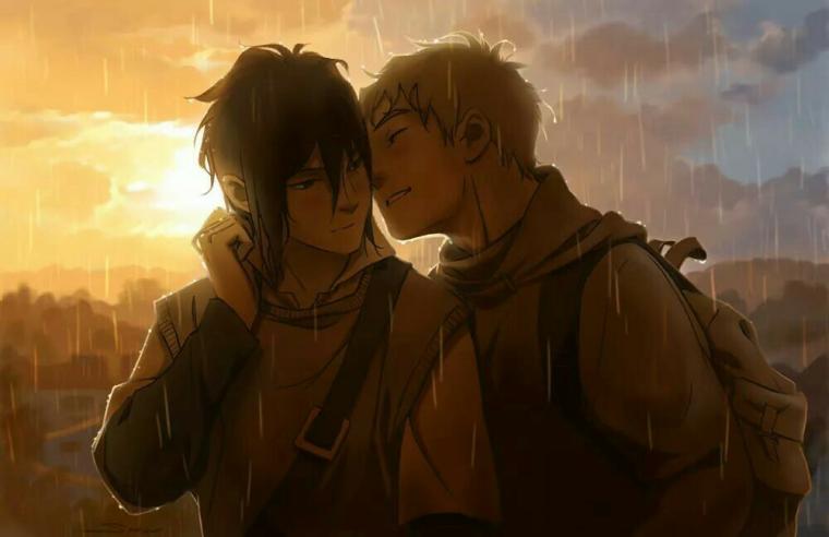 -《 La fidélité, c'est quand l'amour est plus fort que l'instinct 》