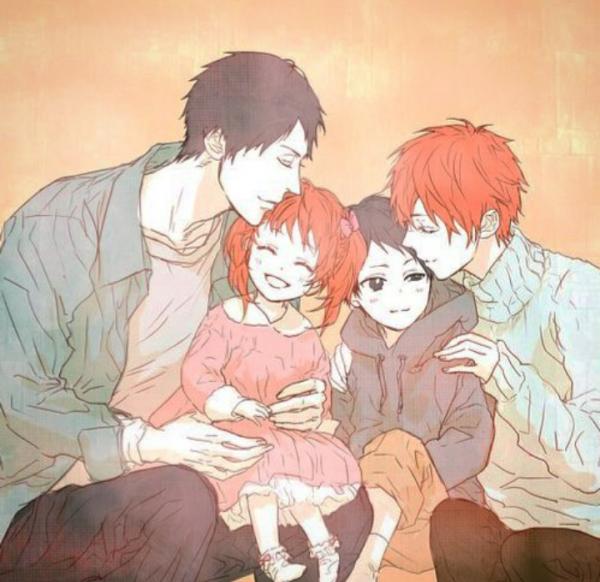 -《 La vie est pleine de petits bonheurs 》