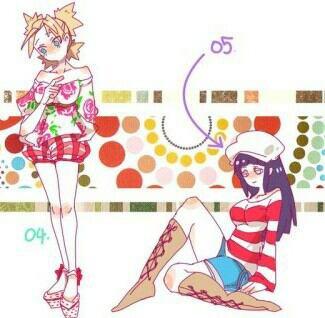 """-Vivre la vie comme tu le souhaite.. Et non comme les autres le veulent.."""" Sakura Ino Tenten Temari Hinata..."""