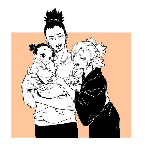 Une des familles les plus mimi