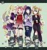 Quatre magnifique filles