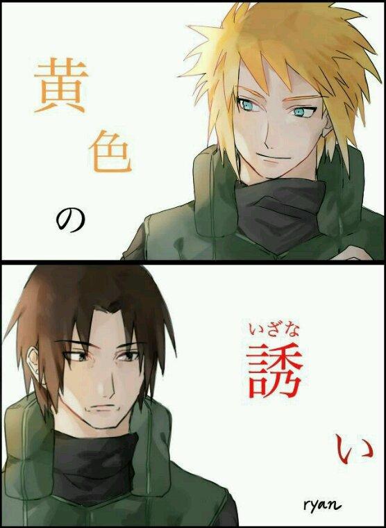 Minato vs Fugaku!!