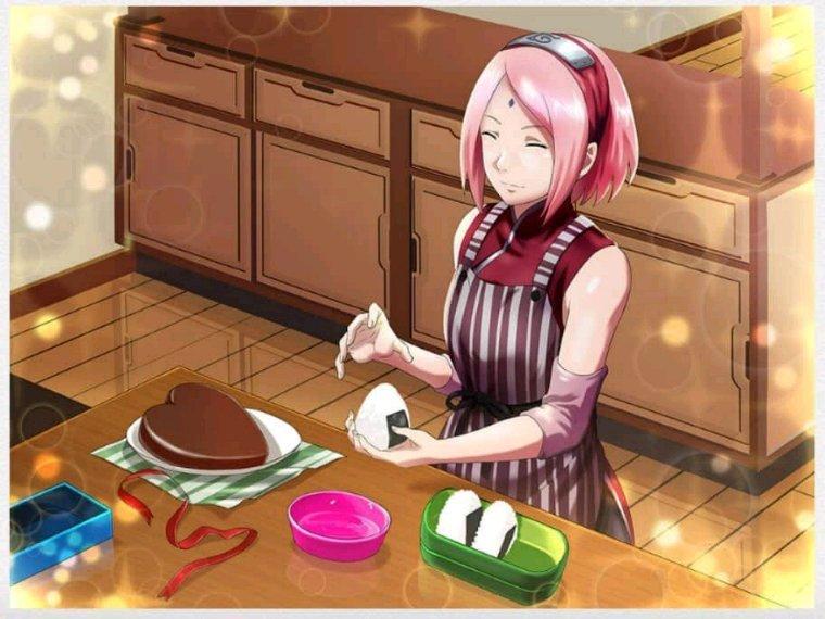 Faire de la cuisine