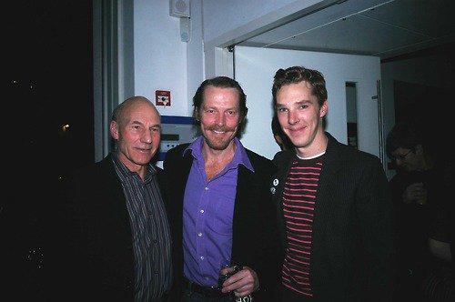 Benedict tout jeune et tellement adorable ! ^^ ( 2005 )