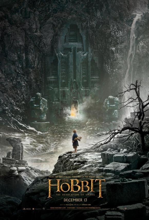 Le Hobbit : La Désolation de Smaug , la bande annonce tant attendue ! :)
