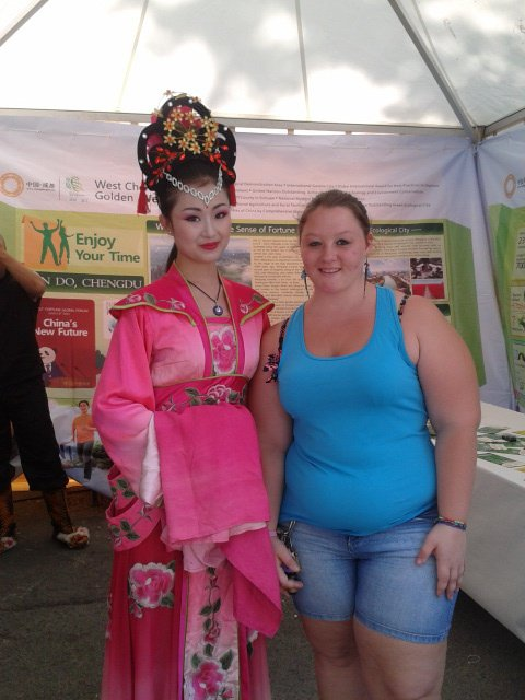 moi avec une superbe chinoise <3