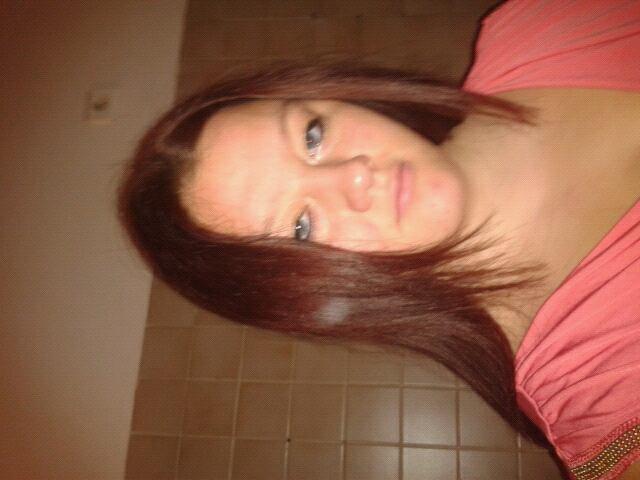 Nouvelle couleur couleur de cheveux :-)