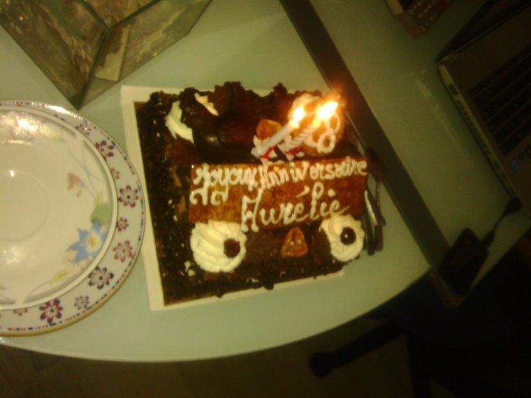Feliz aniversario :)