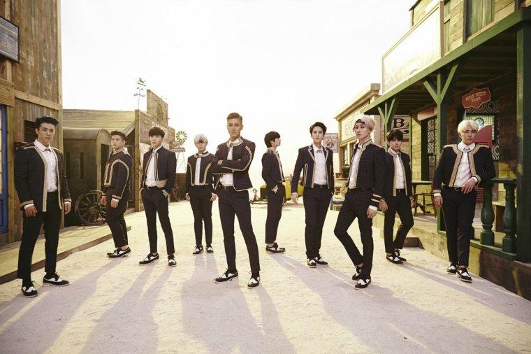 Super Junior - Mamacita