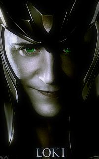 """Loki """"Dieu Fripon"""""""