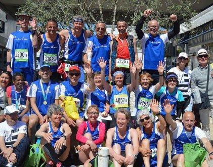 Royan  29/04/2017 (marathon solo , duos, ou quatro ...)