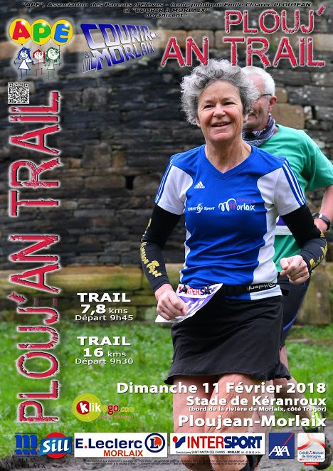 les têtes d'affiches du Plouj'ean'trail 2018