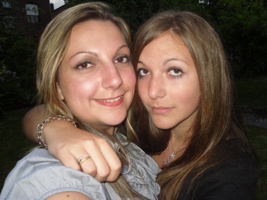 My beautiful sister And Me  =)