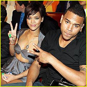 Rihanna... & Chris Brown