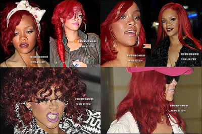 les différentes coiffures de riri