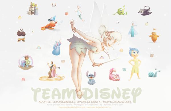 Team-Disney