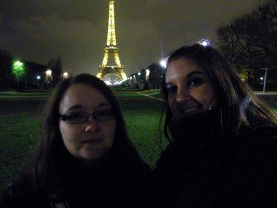 Voyage à Paris , 27 et 28 novembre 2010