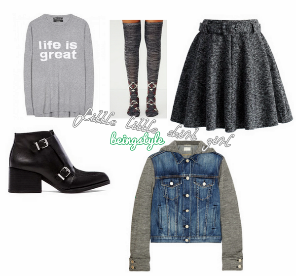 EIGHT ARTICLE : AN WINTER STYLE. ᘚ