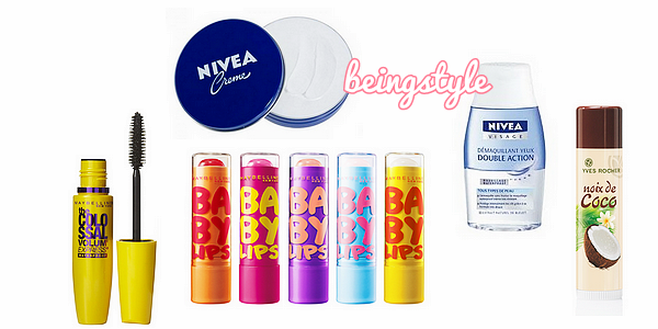 NINETH ARTICLE : MY TOP COSMETICS. ᘚ
