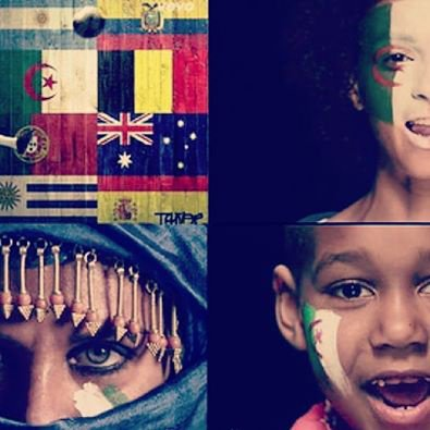 #love #peace #algérie #foot {#2014