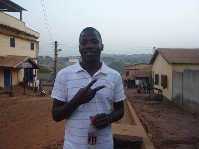 Mamadou Lamine Sow