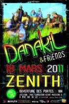 Rdv le 18 mars au Zénith de Paris les ami(e)s