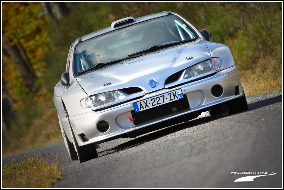 DE LA R5 MAXI A LA MEGANE MAXI F2000