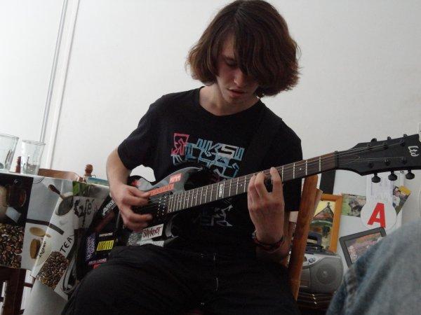 Ma Guitare :B