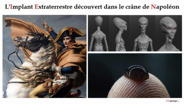 Les-Annunakis : L'Implant Extraterrestre de Napoléon