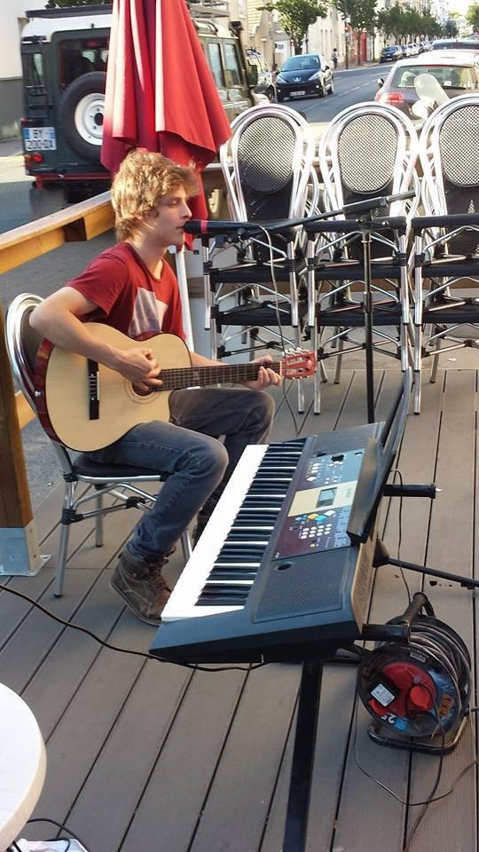 concert le 21 juin 2014 au Quai Des Brumes