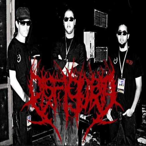 my band DISFIGURIA