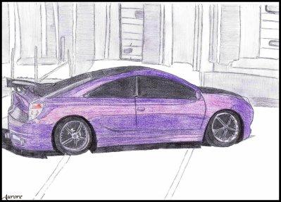 desin voiture (Toyota)