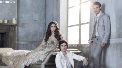 vampire diaries saison 3 news .