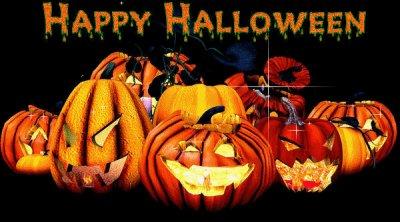 spécial  Halloween .