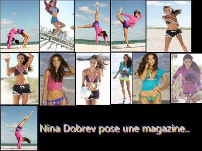 Nina Dobrev !