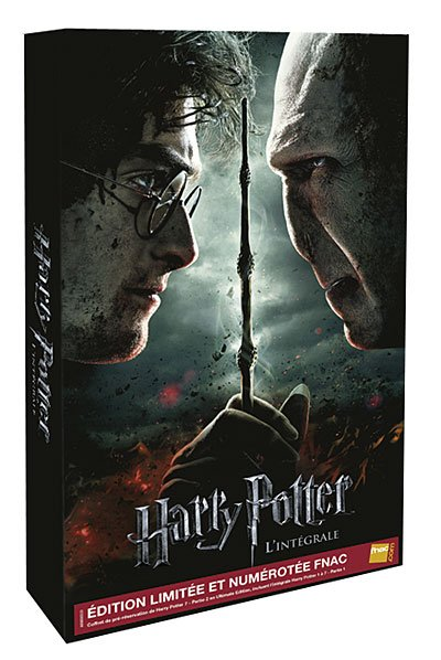 Sortie Harry Potter en DVD !